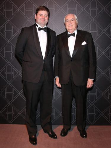Renaud Filloux de Gironde et Yann Fillioux © François Goizé