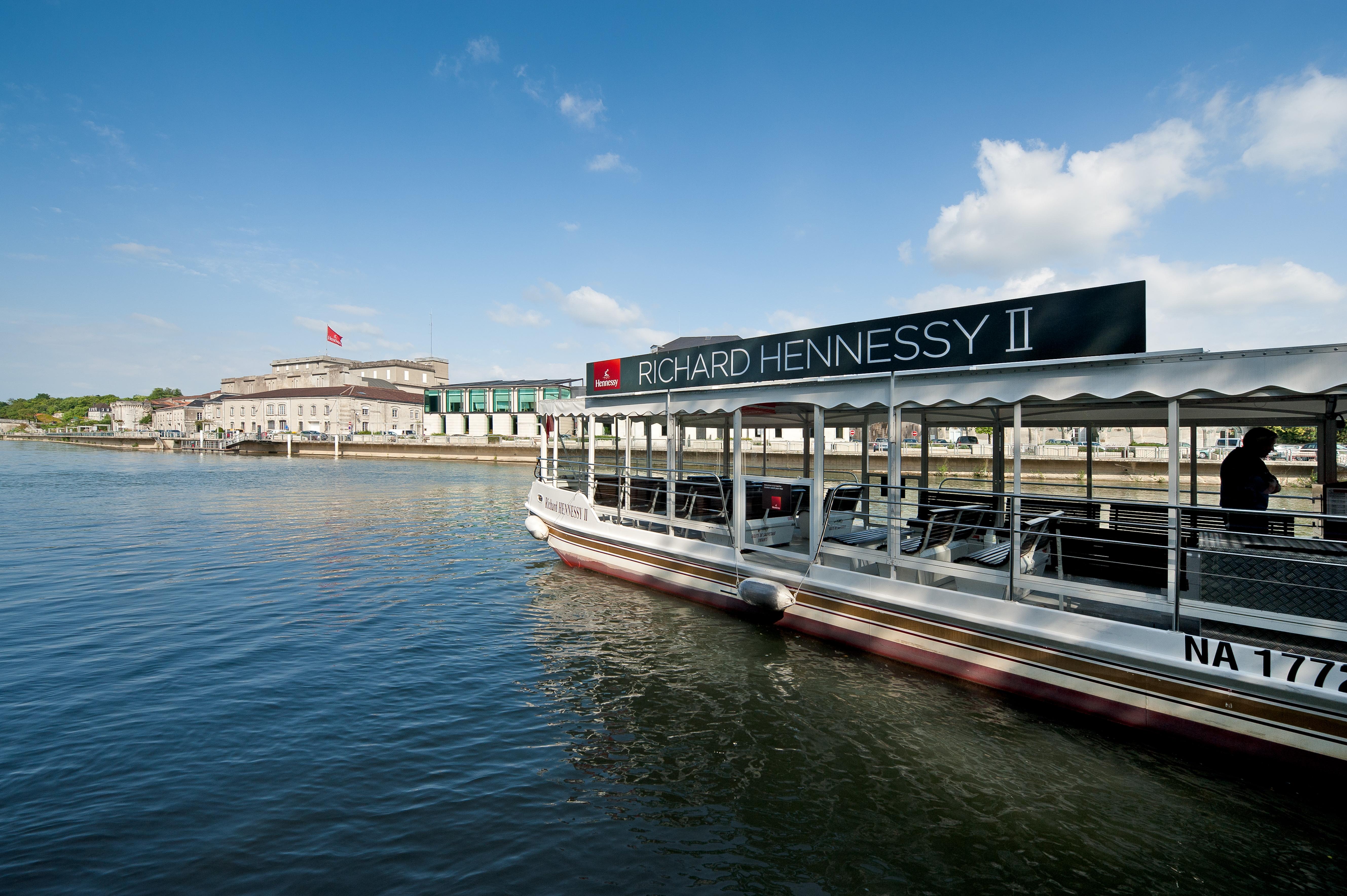 Les Visites Hennessy - Le bateau ©Droits réservés