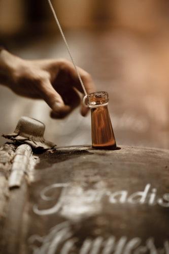 Les Visites Hennessy - Prélèvement ©Jerusalmi