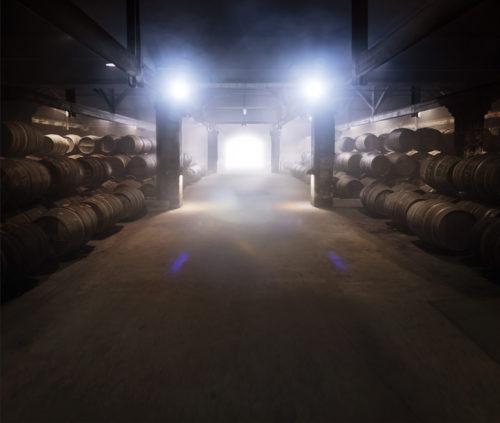 Les Visites Hennessy - Chai Hennessy ©Jeff Burton