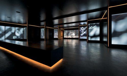 Les Visites Hennessy - Pavillon 1 ©Julia Hasse
