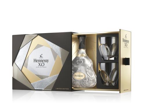Hennessy X.O  - Coffret édition limitée 2