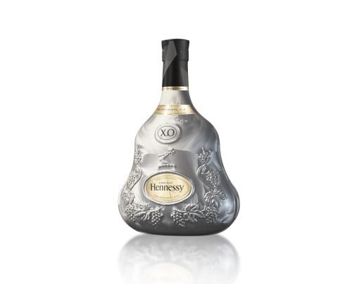 Hennessy X.O  - Bouteille édition limitée