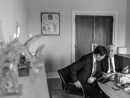 Hennessy 8 - Comment devenir un Maître Assembleur 2 ©Carl De Keyzer/Magnum Photos