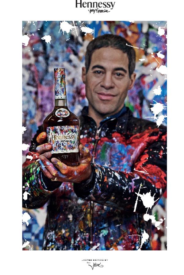 Hennessy VS JonOne - Dossier de Presse