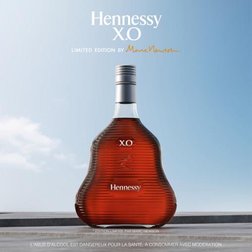 Hennessy XO Edition Limitée par Marc Newson