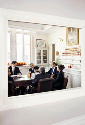 11h00 Comité de Dégustation, Grand Bureau de Dégustation, Cognac