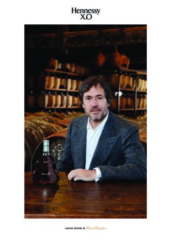 Hennessy X.O Edition Limitée Marc Newson - Dossier de Presse
