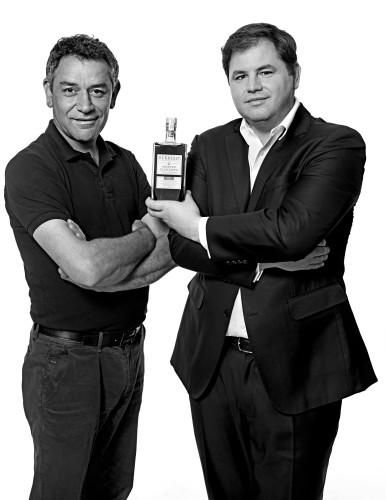 Renaud Fillioux de Gironde & Hugo Desnoyer ©Stéphane de Bourgies - Maison Hennessy