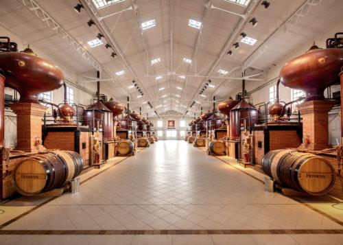 Hennessy - Distillerie du Peu Jas Hennessy and Co - ©AlainBenoit01-jpg