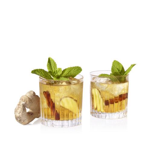 Hennessy V.S Edition limitée Felipe Pantone - Ginger Mint Punch