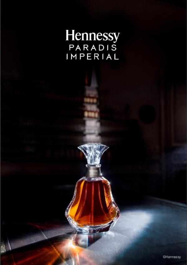 Hennessy Paradis Imperial dossier de presse