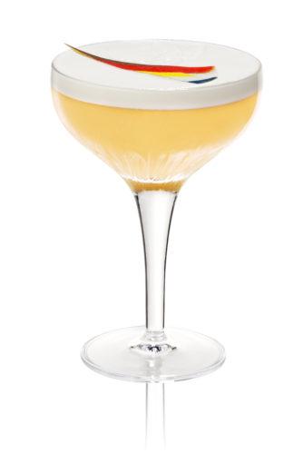 Hennessy V.S Edition limitée Felipe Pantone - Apricot Sour