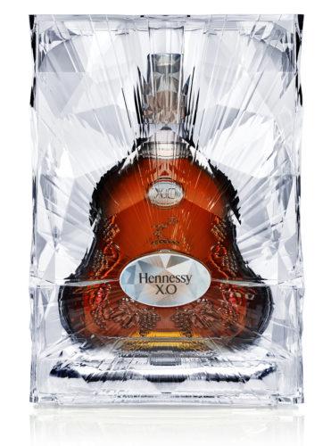 Hennessy X.O & Ice - Coffret